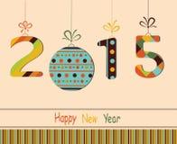 Bonne année 2015 Photos stock