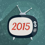 Bonne année 2015 Image libre de droits