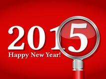 Bonne année 2015 Image stock