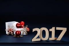 Bonne année 2017 Images libres de droits