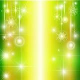 Bonne année. Fond lumineux de vacances. Photographie stock libre de droits