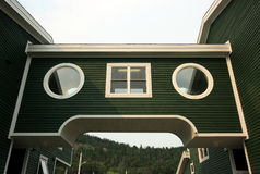 Bonne Bay Marine Station Royalty Free Stock Photography