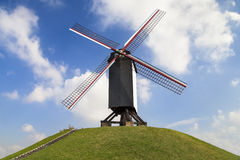 Bonne Chiere Windmill Royalty Free Stock Image