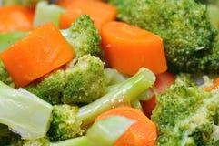 Bonne nourriture savoureuse Image libre de droits