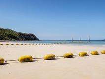 Bonne plage Images libres de droits