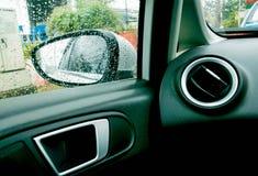 bonne vue d'une voiture Photographie stock