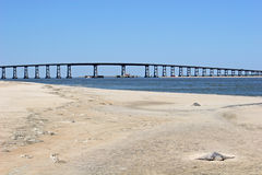 Bonner Bridge royalty free stock photos