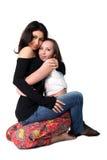 Bonnes amies de filles Images libres de droits