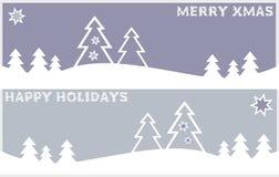 Bonnes fêtes fond Photos libres de droits