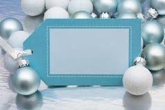Bonnes fêtes présent Photo stock