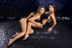 Bonnes filles Photo libre de droits