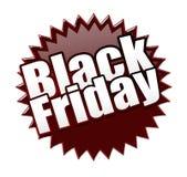 Bonnes nouvelles : Heure pour la vente noire de vendredi ! Économisez maintenant illustration stock