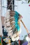 Bonnet войны Стоковая Фотография RF