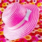 Bonnet соломы Стоковые Фото