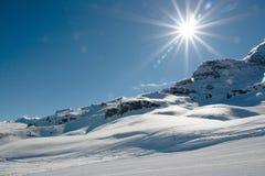 Bonneval Sur Lichtbogen Stockfoto