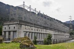 bonneville水坝有历史的锁定大力士 免版税库存图片