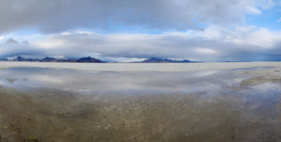 Bonneville Salt Flats Stock Images