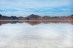 Bonneville-Salz-Ebenen, Tooele County, Utah, Vereinigte Staaten lizenzfreies stockfoto