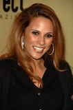 Bonnie-Jill Laflin. At the Remember To Give Holiday Party hosted by L.A. Direct Magazine, E! Network and Ronald McDonald Charities. Les Deux, Hollywood, CA. 12 royalty free stock photography