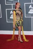 Bonnie McKee at the 54th Annual Grammy Awards, Staples Center, Los Angeles, CA 02-12-12 Royalty Free Stock Images