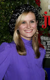 Bonnie Somerville. WESTWOOD, CALIFORNIA. November 14, 2005. Bonnie Somerville at the `Just Friends` Premiere at the Mann Village Theatre in Westwood, California Royalty Free Stock Photos