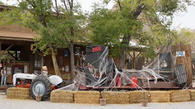 Bonnie Springs Ranch in Las Vegas, Nevada stock foto