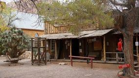 Bonnie Springs Ranch in Las Vegas, Nevada stock afbeelding