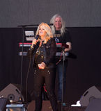 Bonnie Tyler Royalty Free Stock Images
