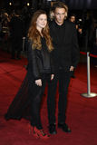 Bonnie Wright, Jamie Campbell, Jamie Campbell Bower, Jamie Campbell-Bower. Bonnie Wright and actor, Jamie Campbell Bower arriving for the premiere of '360', the Stock Images