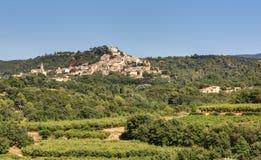 Bonnieux - Люберон - Провансаль Франция стоковое фото