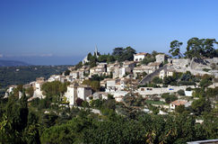 Bonnieux. Village Bonnieux in Provence, France Stock Image