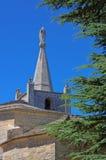 Bonnieux church Stock Images