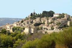 Bonnieux en Francia Fotografía de archivo