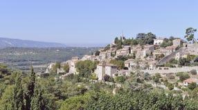 Bonnieux en Provence, Francia Fotos de archivo