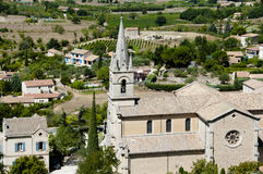 Bonnieux - France Royalty Free Stock Images