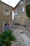 Bonnieux. Is a hilltop village of Provence Royalty Free Stock Photography