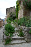 Bonnieux. Is a hilltop village of Provence Royalty Free Stock Images