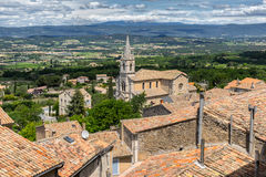 Bonnieux in the Luberon Royalty Free Stock Photography