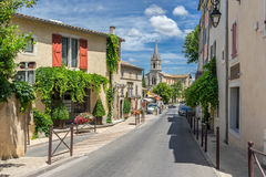 Bonnieux in the Luberon Stock Photos