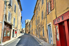 Bonnieux, Provence, France Royalty Free Stock Photo