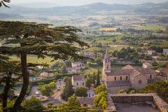 Bonnieux Provence France Royalty Free Stock Photos