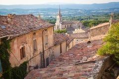 Bonnieux Provence France Stock Photography