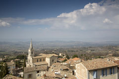 Bonnieux Village, Provence, France Stock Images