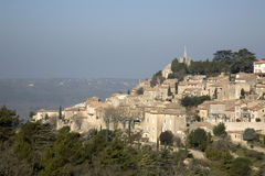 Bonnieux Village, Provence; France Royalty Free Stock Photos