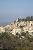 Bonnieux Village, Provence; France Royalty Free Stock Image