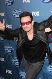 Bono. At the 'American Idol' Season 10 Finale Press Room, Nokia Theatre L.A. Live, Los Angeles, CA 05-25-11 stock photos