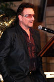 Bono Royalty Free Stock Images
