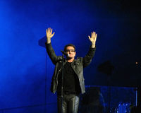Bono Phasen in Turin Stockfotos