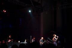 Bonobo band and Andreya Tiara Royalty Free Stock Images