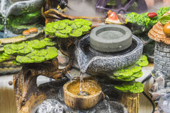 Bonsai arts and crafts Stock Image